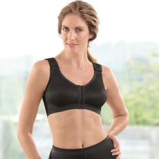 Why wear a front closure easy on bra?