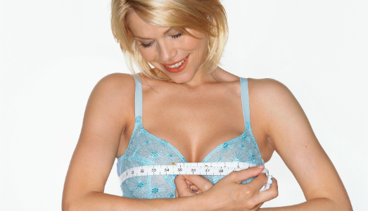 How to measure your bra size front fastening bra