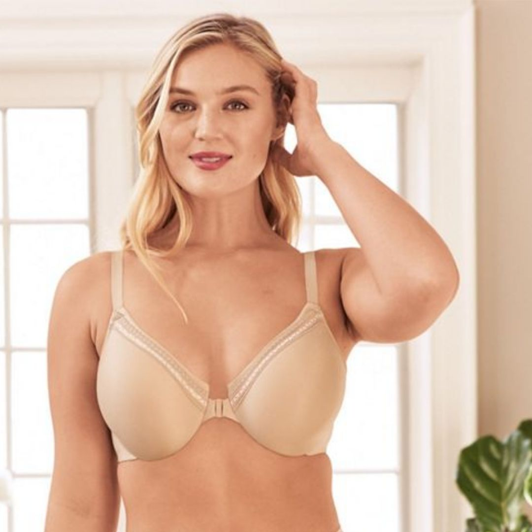 Wacoal Perfect Primer Front Close Underwire Bra Review