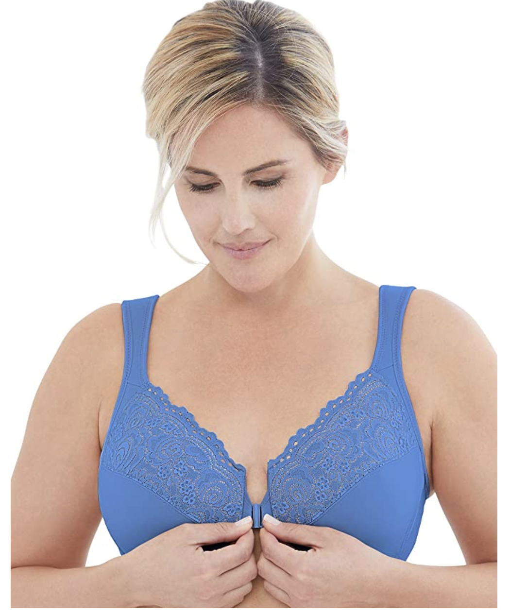 Our favourite Glamorise Front Closure Bras