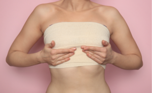 post breast reduction surgery bras
