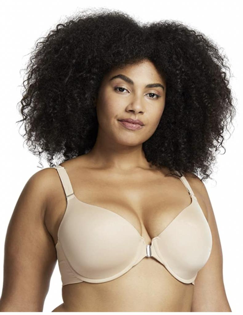 front closure bra for big boobs
