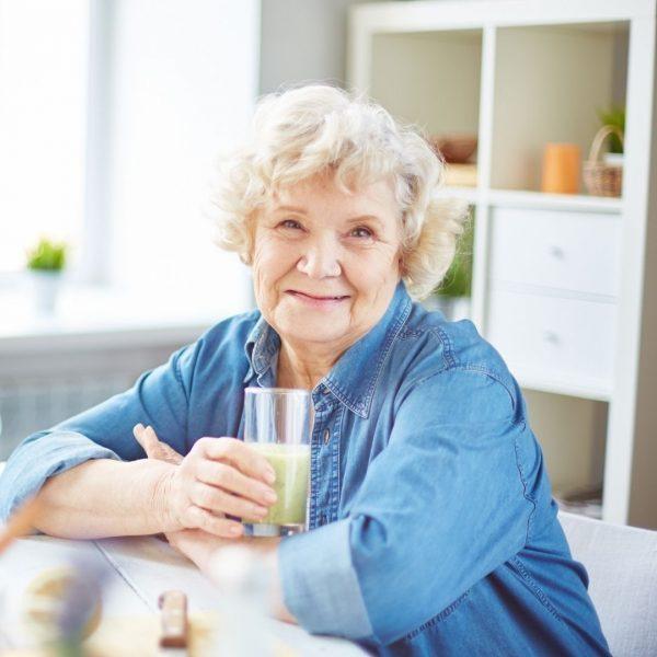 Bras for elderly