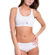 post surgical compression bra review